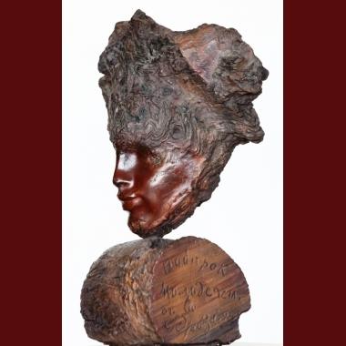 Female Head (The Girl in the Kokosnike)